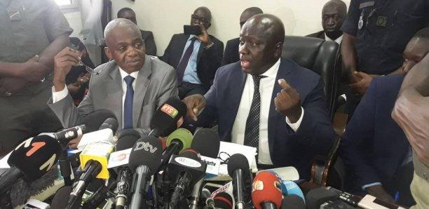 Serigne Bassirou Guèye : «J'ai reçu la plainte d'Ousmane Sonko, mais… »