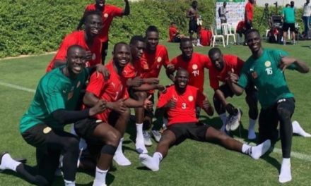 MATCH TEST : Le Sénégal atomise un club amateur 7-0