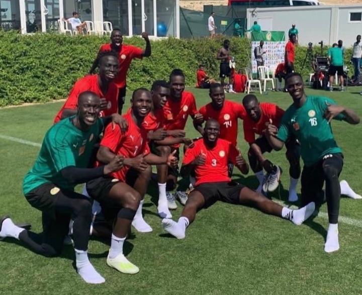 MATCH TEST : Le Sénégal atomise un club amateur 7-0