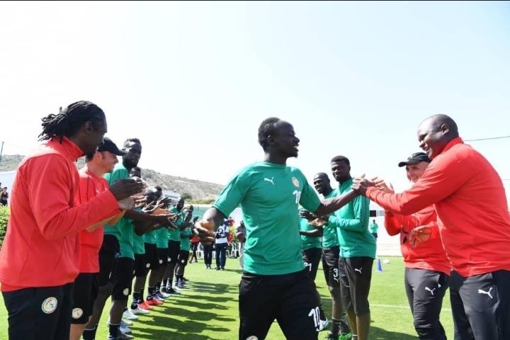 CAN 2019 : Sadio Mané rejoint la Tanière