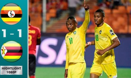 CAN 2019 – Revivez les temps forts du match Ouganda – Zimbabwe