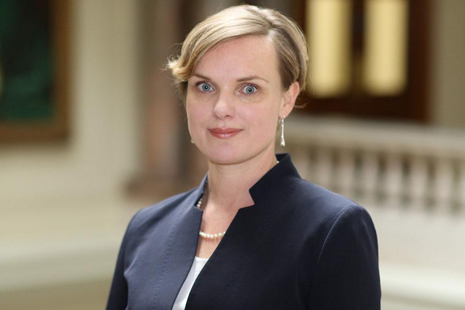 Victoria Billing, nouvel ambassadeur du Royaume-Uni au Sénégal