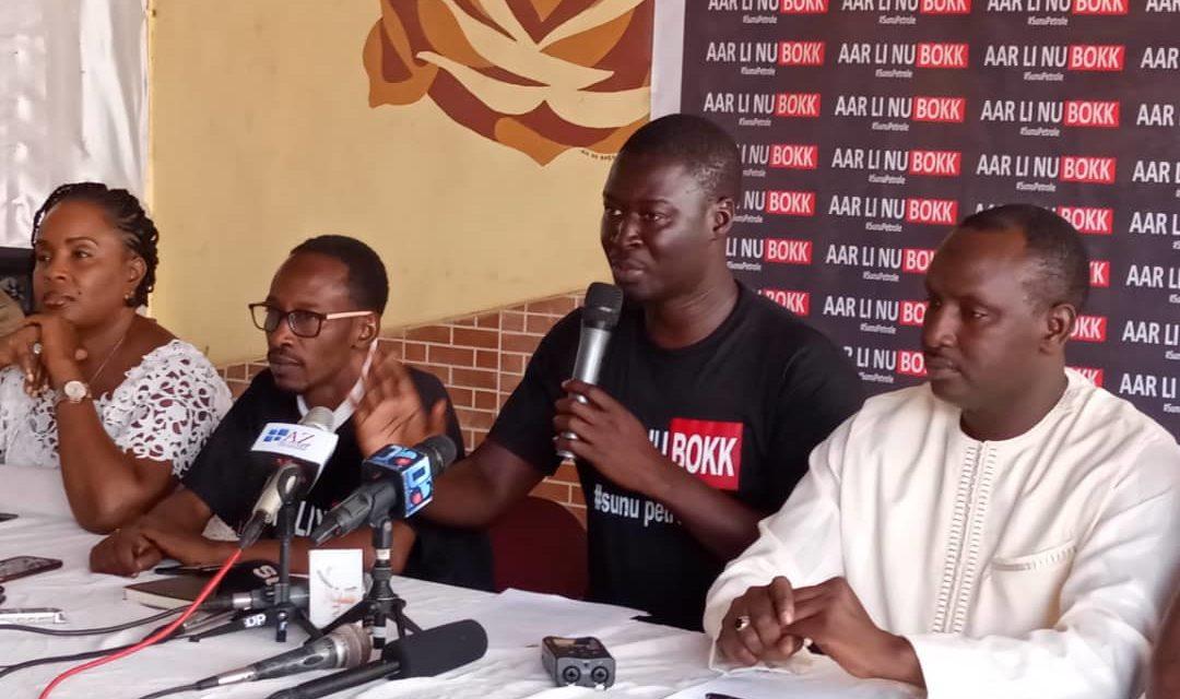 AFFAIRE PETROTIM : Aar Li Nu Bokk annonce une plainte