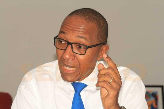 Abdou Mbaye : «Mamadou Lamine Diallo, Thierno Alassane Sall, Ousmane Sonko et moi-même sommes en danger»