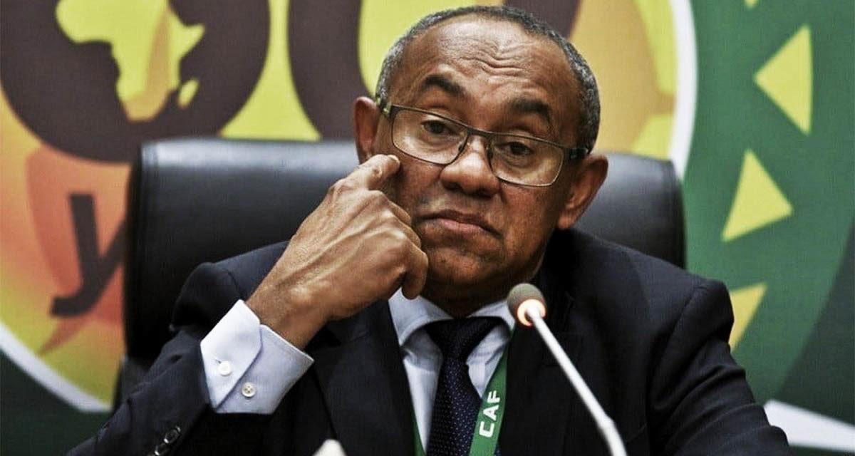 CAF – Ahmed Ahmad reprend son poste de Président