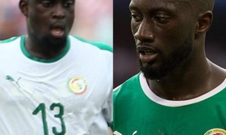 Officiel : Alfred Ndiaye et Youssouf Sabaly forfaits