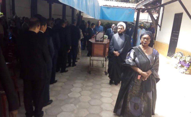 Le dernier hommage du corps diplomatique au défunt ambassadeur de la Russie au Sénégal