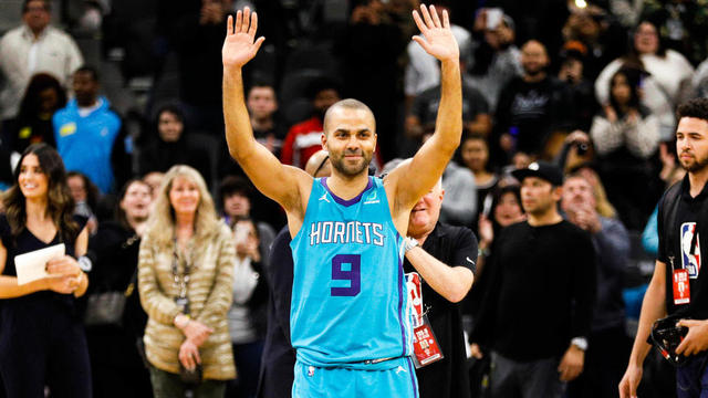 NBA : Tony Parker range ses baskets!