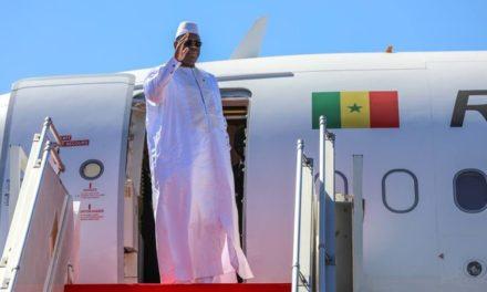 Macky Sall en route pour Abidjan