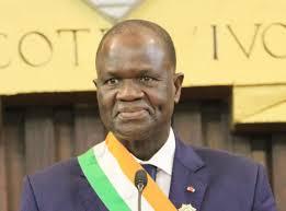 Après Ouattara, le président du Parlement ivoirien annoncé à Dakar