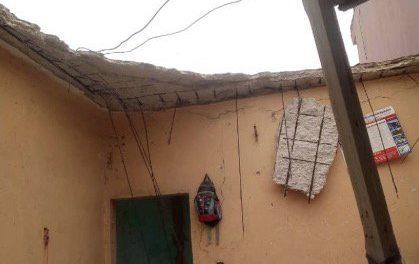 Pikine: une dalle s'effondre et fait 1 mort et 3 blessés