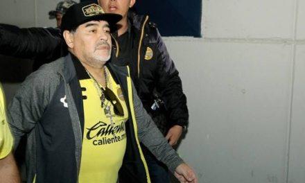 ARGENTINE : Maradona, dans tous ses états !