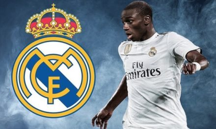 MERCATO : Ferland Mendy débarque au Real Madrid