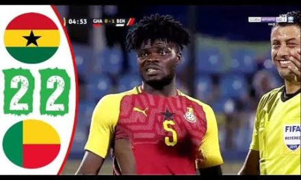 CAN 2019 – Revivez les temps forts du match Ghana – Benin