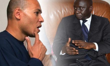 PETROTIMGATE: Idy et Karim Wade aphones
