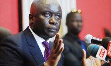 Idrissa Seck parle de Tanor, son prédécesseur à la présidence