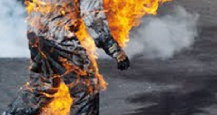 KEUR MASSAR : Un homme asperge son frère d'essence et l'immole par le feu