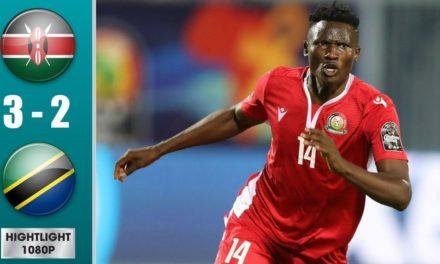 CAN 2019 – Revivez les temps forts du match Kenya – Tanzanie