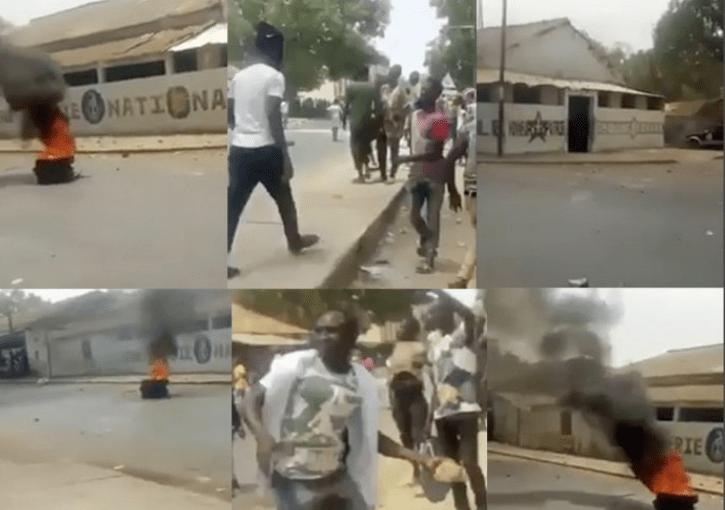 Saccage de la brigade de gendarmerie de Koungueul: Plusieurs personnes arrêtées