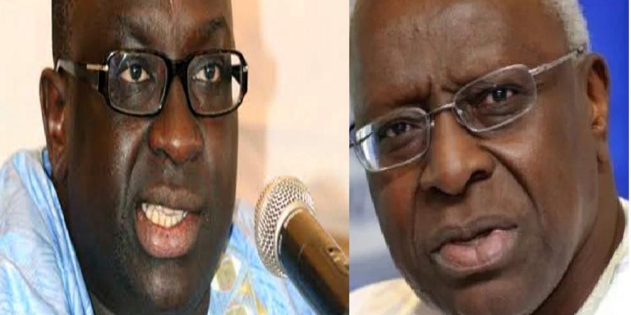 Paris: Lamine Diack et Papa Massata Diack seront jugés pour «corruption»