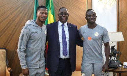 MACKY SALL – «Je salue le talent, la discipline et l'humilité de Sadio Mané»