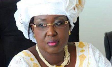 Maïmouna Ndoye Seck, casée