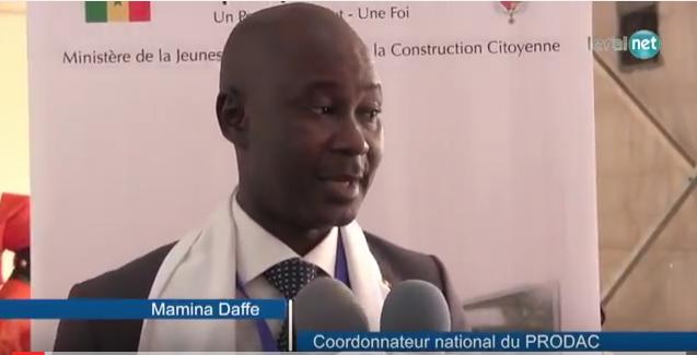 PRODAC : Mimina Daffé n'est plus le coordonnateur