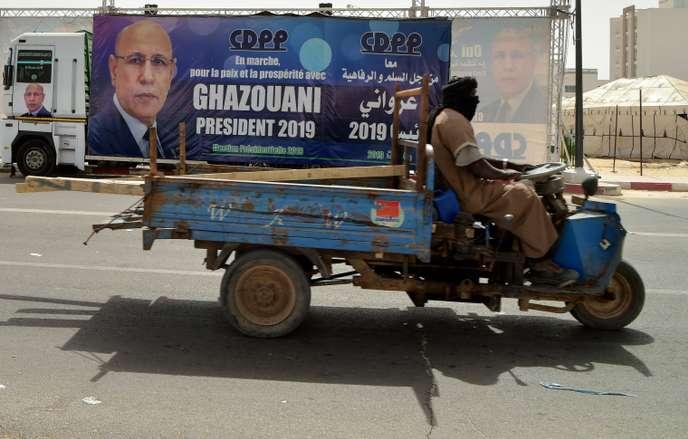 MAURITANIE – Le candidat du pouvoir revendique la victoire