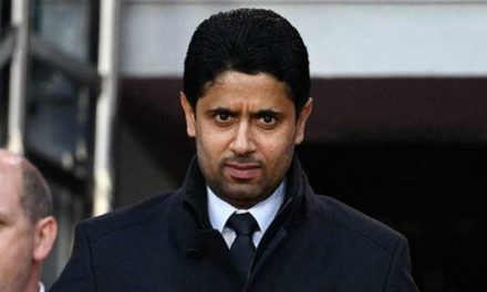 Affaire Pape Massata Diack : face aux juges, Nasser Al-Khelaïfi a gardé le silence