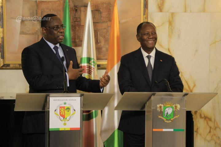 Lutte contre le terrorisme : vers un plan ivoiro-sénégalais