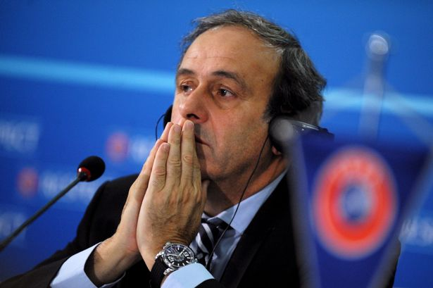 Mondial 2022 au Qatar : Platini en garde à vue