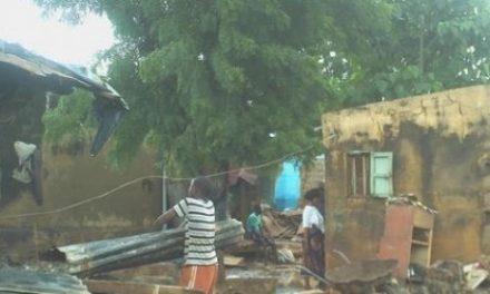 Ziguinchor: Les premières pluies font d'importants dégâts