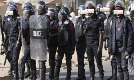Dakar sous haute surveillance : 500 policiers déployés