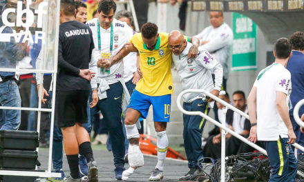 COPA AMERICA : Neymar forfait