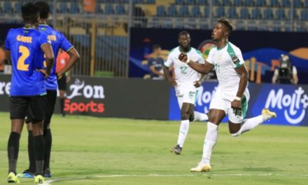 CAN 2019 – Le Sénégal domine la Tanzanie (2-0)