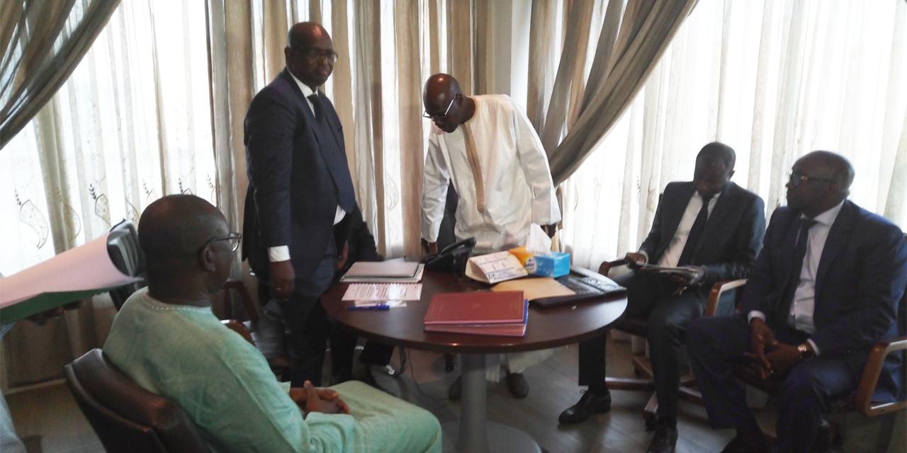 RETOUR AUX AFFAIRES – Latif et Seydou Gueye face à un immense défi