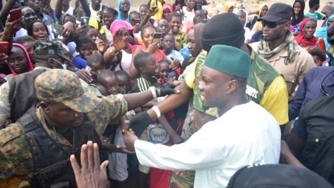 SECURITE DE SONKO – Pastef met Macky Sall en garde