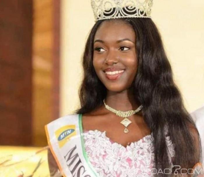 L'Ivoirité relancée par les origines sénégalaises de Miss Côte d'Ivoire