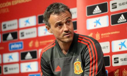 ESPAGNE : Luis Henrique n'est plus le sélectionneur de la Roja