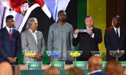 ELIMINATOIRES CAN 2021 : Le Sénégal connait ses adversaires