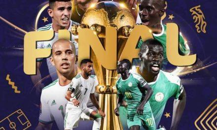 SENEGAL – ALGERIE : Une finale logique !