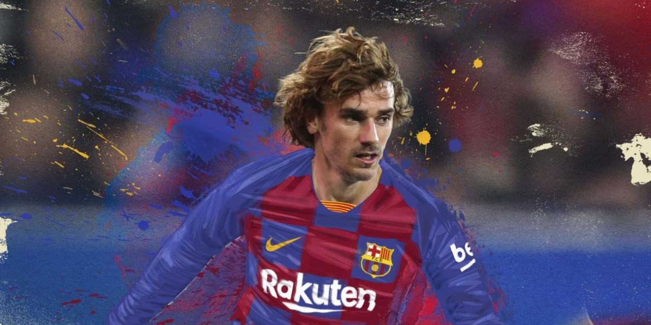 OFFICIEL : Griezmann rejoint le  Barça