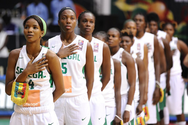 AFROBASKET FEMININ : Les Lionnes connaissent leurs adversaires