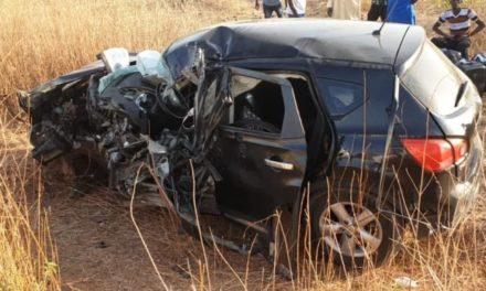 ACCIDENT – Trois morts sur l'autoroute «Ila Touba»