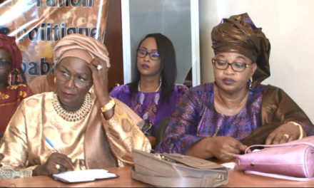 DETENTION DE KHALIFA SALL – Les femmes leaders tapent du poing sur la table
