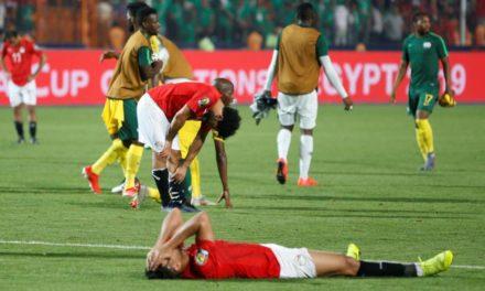 CAN 2019 : l'Afrique du Sud renvoie les Pharaons à leurs tombeaux