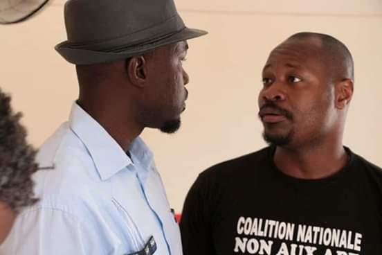 Ousmane Sonko vole au secours de Guy Marius Sagna
