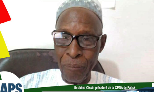 Fatick : le président de la Ceda décède en suivant le match du Sénégal