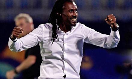 ALIOU CISSE : « Ça restera dans les annales du foot »