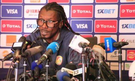 SENEGAL – OUGANDA : Aliou Cissé s'attend à match typiquement africain